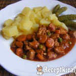 Vörösboros-zöldséges sertéspörkölt 3