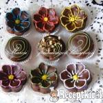 Csokis virágok 3