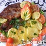 Sült tarja sült burgonyával 3