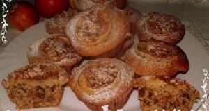 Almás muffin Edit konyhájából