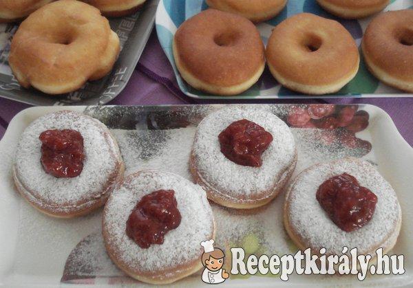 Farsangi fánk Piroska konyhájából 1