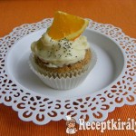 Fehércsokis mákos muffin 1
