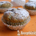 Mákos muffin 1