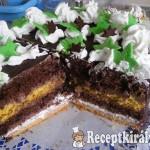 Csokis habos torta 2