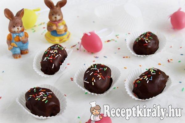 Mogyoróvajas csokoládétojás