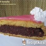 Puncs torta Tündi konyhájából