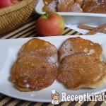 Almás-joghurtos palacsinta 1