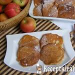 Almás-joghurtos palacsinta 3