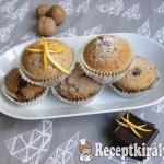 Fűszeres diós muffin 2