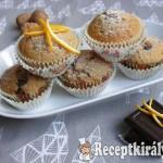 Fűszeres diós muffin 3