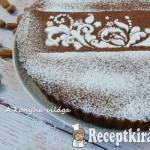 Caprese-liszt nélküli mandulás sütemény 1
