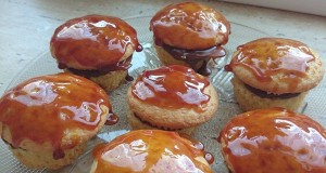 Dobos muffin