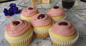Puncsos cupcake