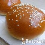 Hamburger zsemle 1