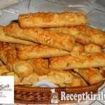 30 perces sajtos rúd