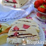 Citromos epres parfé csokilapokkal - paleo 2