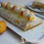 Őszibarackos-joghurtos őzgerinc 3