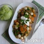 Vörösboros marharagu, tésztagombóccal 3