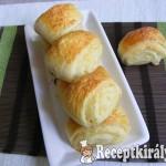 Füstölt sajtos hajtovány 3