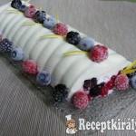 Gyümölcsös-tejfölös őzgerinc 3