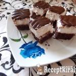 Keserű csokis habos kocka 1
