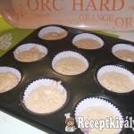 Ősz ízei muffin 1