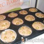 Ősz ízei muffin 2