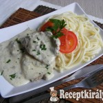 Tejfölös hús 2
