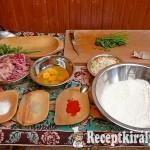 Görcstészta leves 1