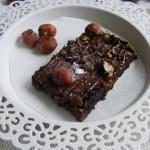 Mogyorós brownie 3