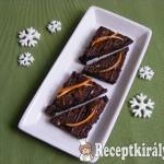 Narancsos brownie 2