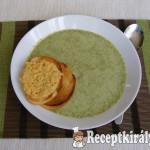 Brokkoli krémleves Marcsi konyhájából 2