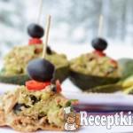 Chilis avokádós tonhalkrém - paleo 1