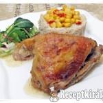 Csirke tikka masala magyaros köntösben