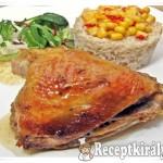 Csirke tikka masala magyaros köntösben 2