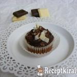 Csokoládés cupcake 2
