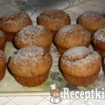 Diós csokis muffin 1