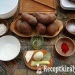 Krumplifőzelék II 1