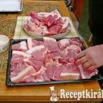 Lesütött hús (Dunsztos üvegben) 2