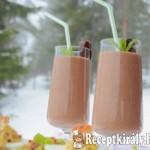 Mentás-csokis milkshake - paleo 1