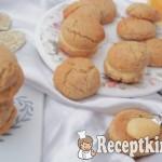 Narancskrémes mandulás keksz - paleo 1