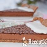 Paleo kakaókrémes pite 1