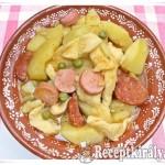 Paprikás krumpli Gasztropajti konyhájából 1