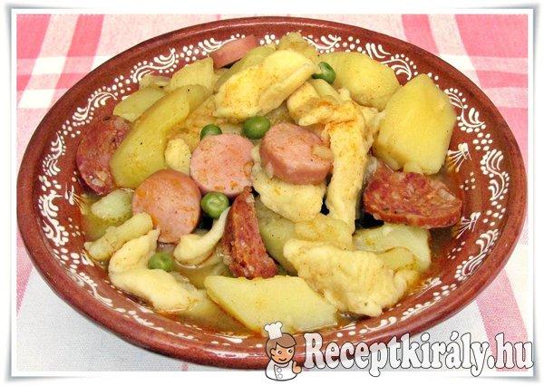Paprikás krumpli Gasztropajti konyhájából