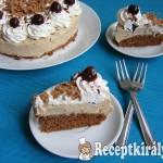 Rumos meggyes gesztenye torta 3
