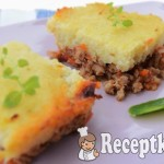Shepherd's pie - paleo 1
