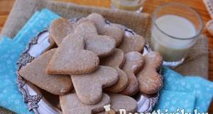 Citromos gyömbéres keksz – paleo