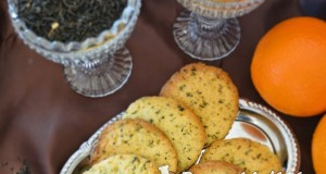 Earl Grey teás narancsos vajas keksz