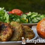 Fűszeres cukkinis pulykaburger - paleo 1