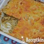 Gombás csirkés pite Nigellától 1